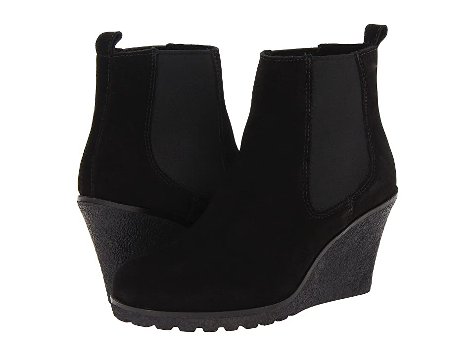 La Canadienne Kelsey (Black Suede) Women