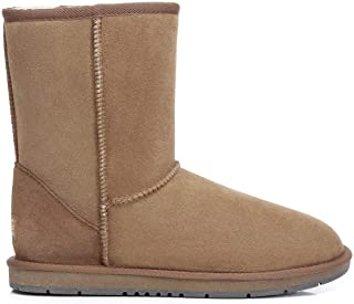 Australian Shepherd AS UGG Unisex Short Classic Boots #15801