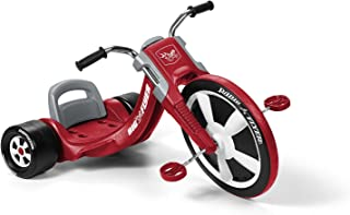 Radio Flyer 474A Deluxe Big Flyer, outdoor toy for kids ages 3-7 Red