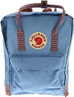 Fjallraven Kanken Backpack, Air Blue-striped