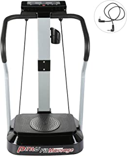 Pinty 2000W Whole Body Vibration Platform Exercise Machine with MP3 Player