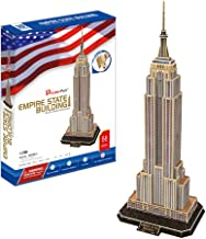 CubicFun- Puzzle 3D Empire State Building (CPA Toy Group Trading S.L. MC048)