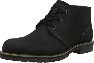 ECCO Men's Jamestown Mid Chukka Boot