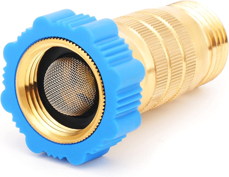 CircleCord RV Hi-Flow Water Pressure safety Regulator 3 In 50-55 psi 4 It is very popular