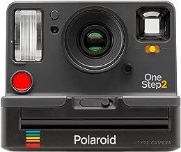 Polaroid Originals 9002 OneStep 2 Instant Film Camera, Graphite, Black