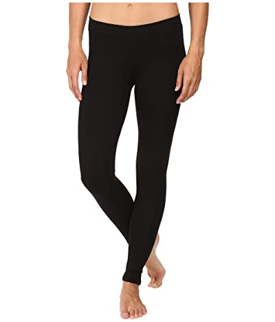 PACT Organic Cotton Long Leggings (Black) Women