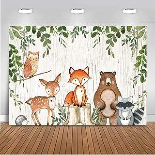 woodland animals free