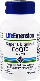 Super Ubiquinol CoQ10 100 mg, 60 softgels-Pack-3