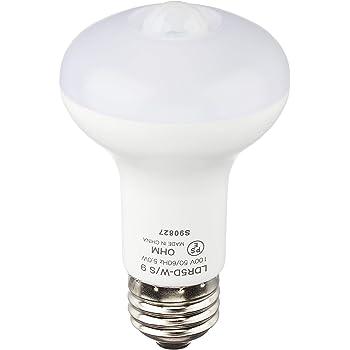 オーム電機 LED電球(40形相当/昼光色/人感・明暗センサー付) LDR5D-W/S9