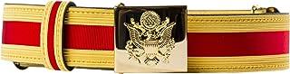 Army Ceremonial Saber Belt, Artillery (ADA & FA)