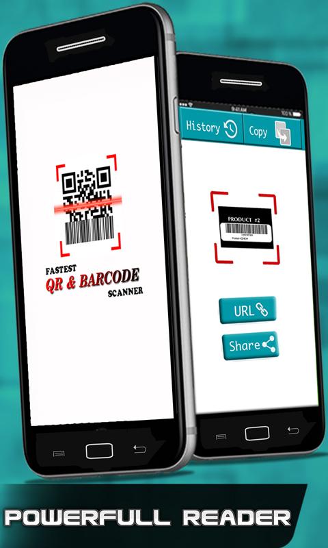 Fastest Qr & Barcode Scanner