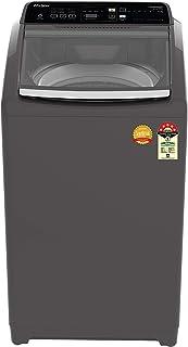 Whirlpool 7.5 Kg 5 Star Royal Plus Fully-Automatic Top Loading Washing Machine (WHITEMAGIC ROYAL PLUS 7.5, Grey, Hard Wate...