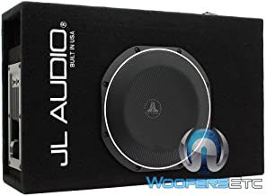 JL Audio ACP110LG-TW1 400W MicroSub+ Amplified Subwoofer Ported-Enclosure System with Single 10
