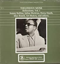 Thelonious Monk Reflections, Vol. 1