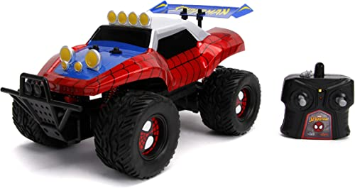 2021 Jada Toys Marvel Spider discount - Man outlet sale Buggy RC 1:14 Radio Control Vehicle online sale