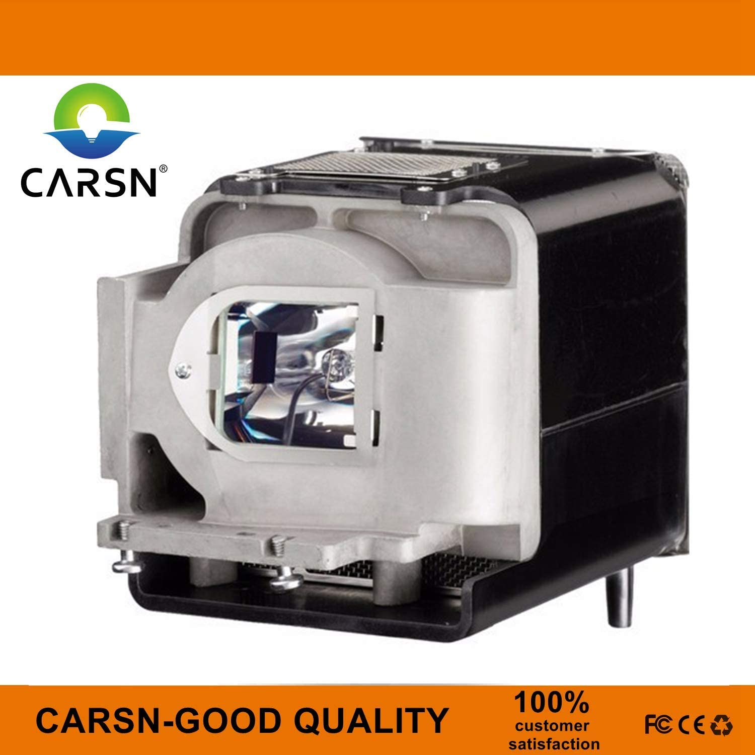 VLT-XD560LP Replacement Projector Lamp for Mitsubishi XD560U XD360-EST WD380-EST WD570 WD380U WD385U-EST WD390U WD570U XD360U XD550U, Lamp with Housing by CARSN