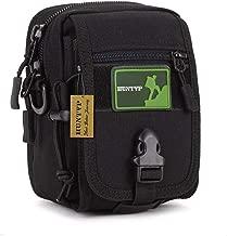 Huntvp Military Tactical MOLLE Phone Pouch Waist Belt Bag Pack Gear Messenger Shoulder Saddlebag