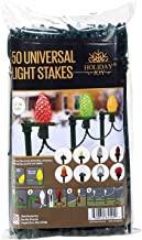 Best ground stakes for christmas lights Reviews