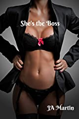 She's the Boss: Taking Dickation II: FFM Menage Public Sex Anal Dominance play Kindle Edition
