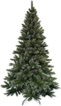 1.8M 6FT Christmas Tree Xmas Tree Decoration Green Metal Stand Snow Green