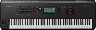 Yamaha Montage8 88-key Synthesizer Workstation, Black