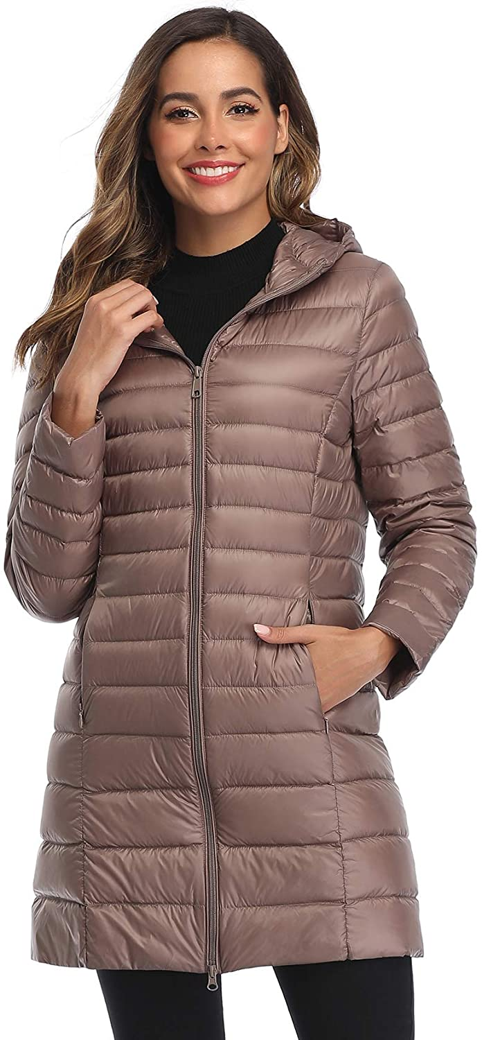 Obosoyo Women's Winter Popular shop is the lowest price challenge Direct stock discount Packable Down Jacket Size Plus Ultralight