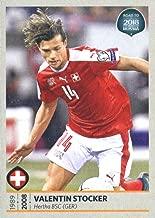2017 Panini Road to 2018 FIFA World Cup Russia #215 Valentin Stocker Switzerland Soccer Sticker