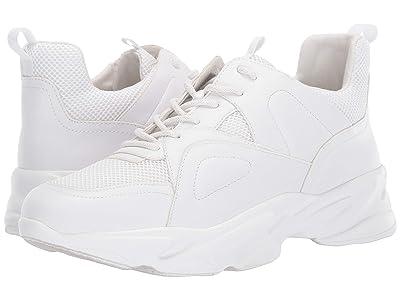 Steve Madden Mover Sneaker (White) Men