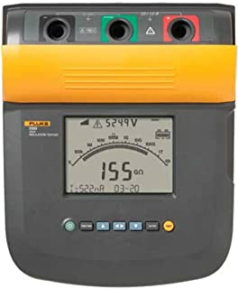 Fluke 1550C Insulation Resistance Tester 5 kV, with Measurement Storage and PC Interface