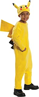 Rubie's Child's Pokemon Deluxe Pikachu Costume, X-Small
