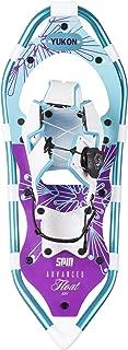 Yukon Charlies Advanced Float Spin Women's Snowshoe Kit, 825