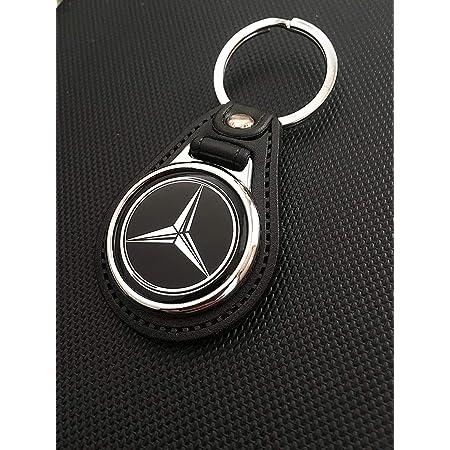Mercedes Benz Leder Schlüsselanhänger Klasse B C E Auto