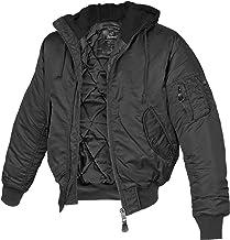 Brandit Brandit Ma1 Sweat Hooded Jacket heren MA1 sweatjack met capuchon
