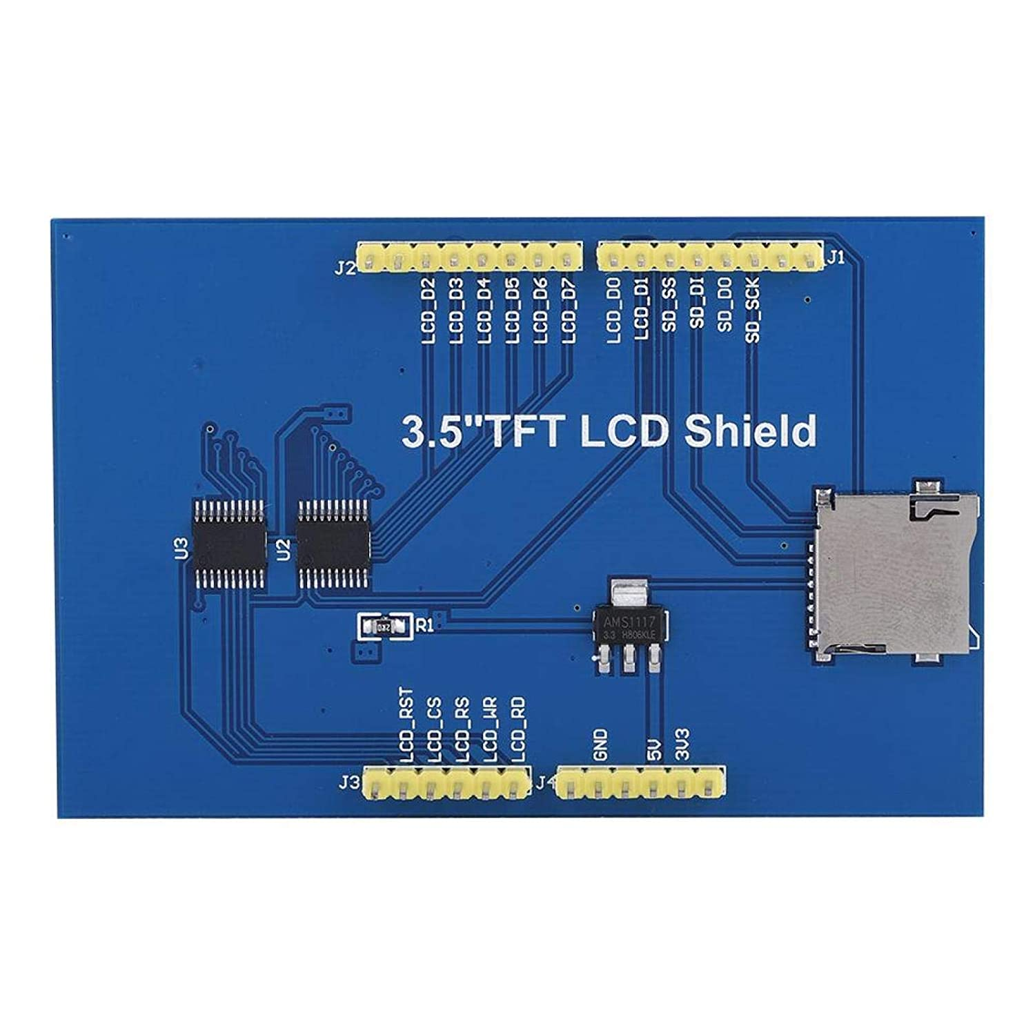 3.5in TFT LCD Screen Module 480x320 with Tampa Mall Compatible UTFT favorite for