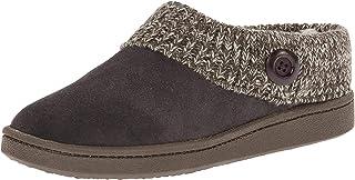 Women's Knit Scuff Slipper Mule