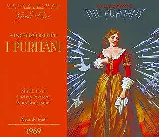 OPD 7043 Bellini-I Puritani: Italian-English Libretto (Opera d'Oro Grand Tier)