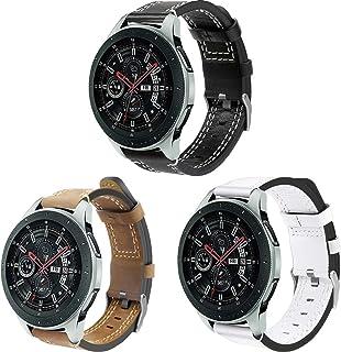 Classicase compatibel met Polar Vantage M Strap, Leather Replacement Band Strap Wristband Watch Band Bracelet Wrist Straps...