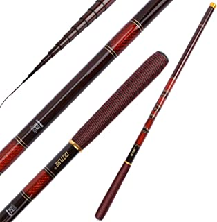 Carp Fishing Rod Telescopic Carbon Fiber Feeder Rod Hand Fishing Pole 3.0m 3.6m 4.5m 5.6m..