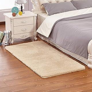家具装飾敷物柔らかいふわふわ敷物滑り止めカーペット装飾敷物フロアマットソファベッドサイドカーペット居間用寝室居間用カーペット快適な寝室家(色:1サイズ:160cmx230cm)