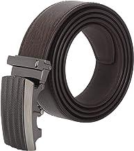 Labnoft Men's Stylish PU Leather Belt with Autolock Buckle, Free Size