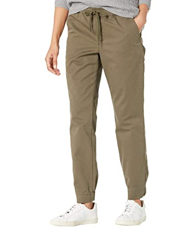 tentree Pacific Pants (Olive Night Green) Women