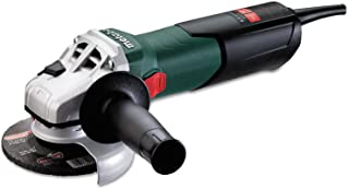 """Metabo- 4.5"""" Angle Grinder - 10, 500 Rpm - 8.5 Amp W/Lock-On (600354420 9-115), Professional Angle Grinders"""