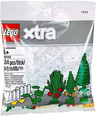 LEGO Botanical Accessories polybag (xtra) 40310