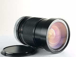 Vivitar 28-85mm f/2.8-3.8 Canon FD-Mount Manual Focus Zoom Lens