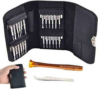 26 in 1 Screwdriver Set Repair Tools Kit with Bag for DJI Mavic Pro,Spark,Phantom,Cellphone,Camera,Computer (26 in 1)