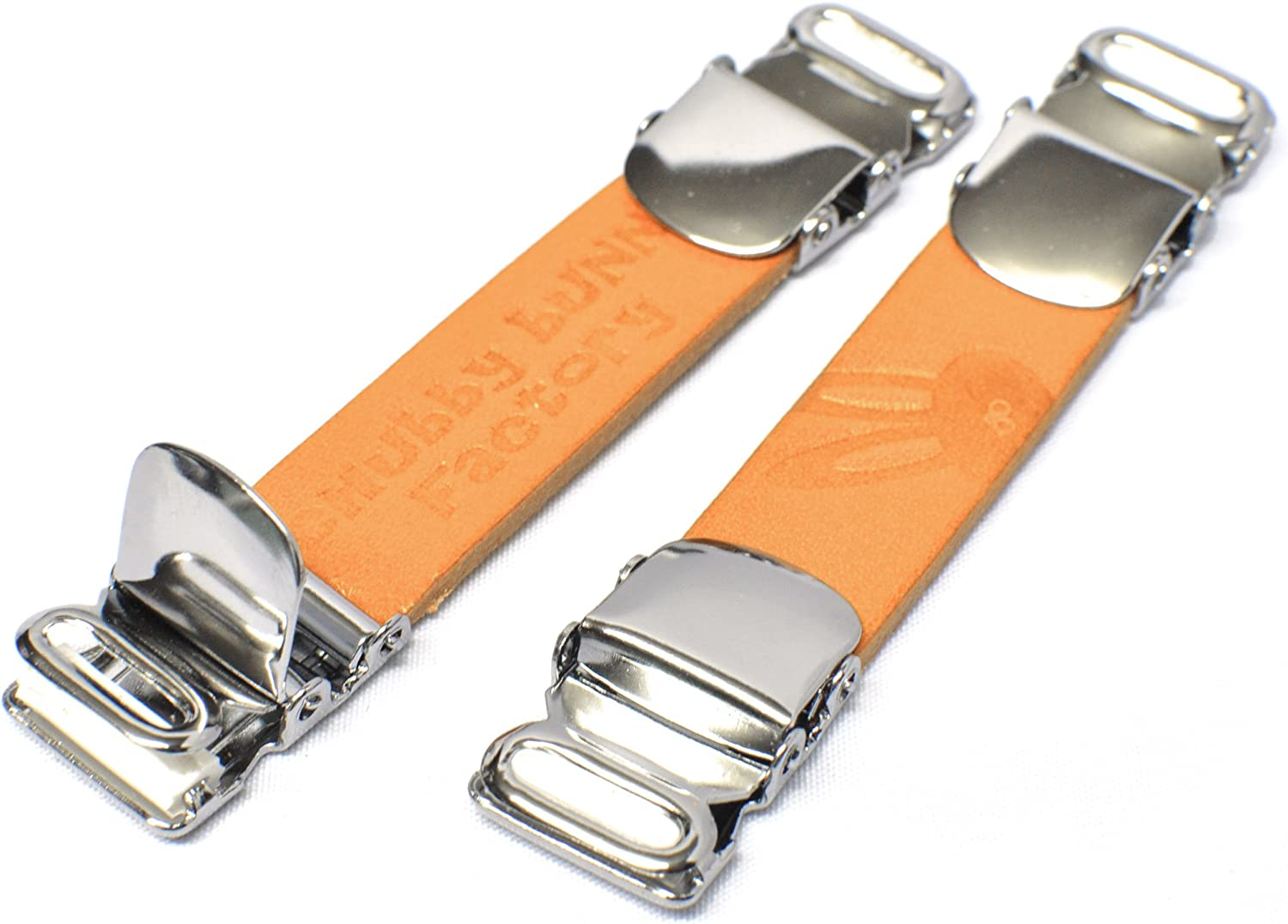 [Chubby bunny factory ]Leather arm clip/Leather arm gaters