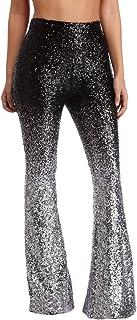 Dokotoo Womens Fashion Sequin Bling Legging Joggers...