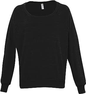 American Apparel Womens/Ladies Lightweight Tri-Blend Pullover Sweater/Jumper