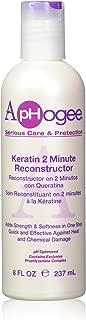 Aphogee Keratin Reconstructor, 8 Ounce