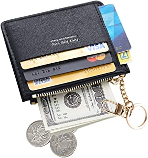 Best womens leather wallet with change pocket Reviews
